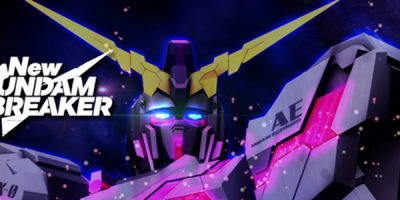 New Gundam Breaker, llega el nuevo juego de Gundam