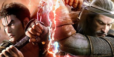 Geralt de The Witcher llega a SoulCalibur VI