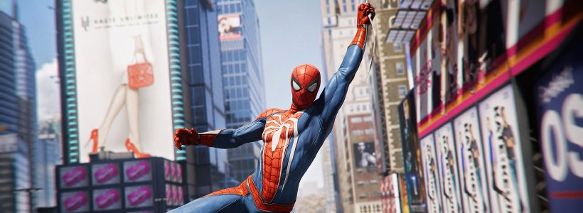 Spider-Man ya tiene fecha de salida para PlayStation 4 – Nuevos detalles y video de gameplay