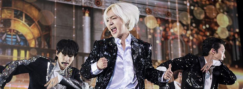 Review: Super Junior en Estadio Luna Park (20-04-2018)
