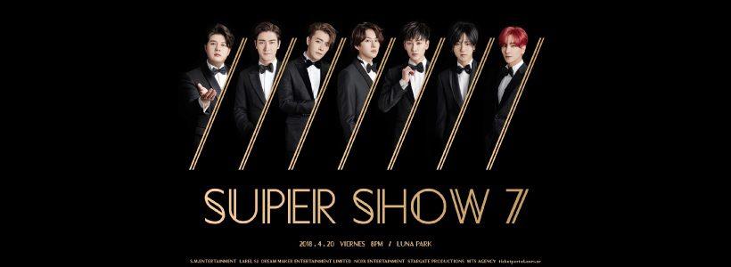 Super Junior saluda a sus fans argentinos