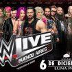 WWE: El elenco de RAW visita Argentina por primera vez