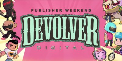 Devolver Digital está de ofertas en Steam durante el fin de semana