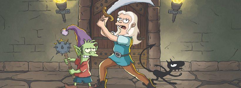 Disenchantment: lo nuevo de Matt Groening en Netflix