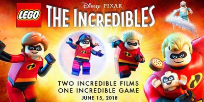 Anuncian la llegada de The Incredibles al universos de juegos Lego