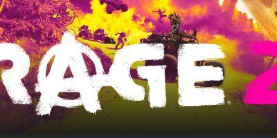Rage 2 anunciado para PC, PlayStation 4 y Xbox One