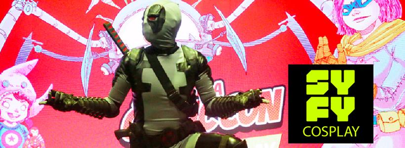 SYFY realizará un concurso de Cosplay en la Argentina ComicCon