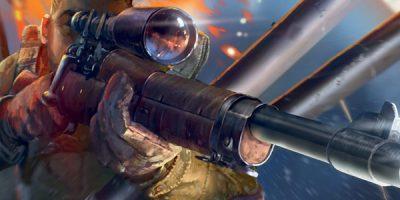 Sniper Elite llega a los cómics