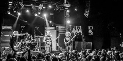 Review: Corrosion of Conformity en Uniclub (15-05-2018)