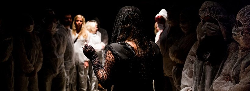 Review: Lapsus en Teatro La Casona