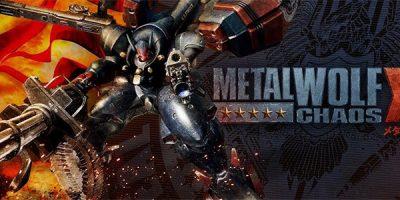 [E3 2018] Metal Wolf Chaos XD: Devolver Digital resucita una leyenda