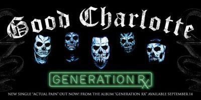 Good Charlotte publica un nuevo single y anuncia su próximo disco