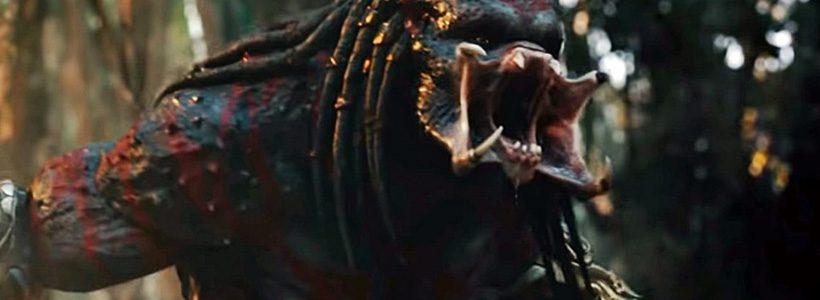 The Predator: lanzan el segundo trailer con nuevas imágenes