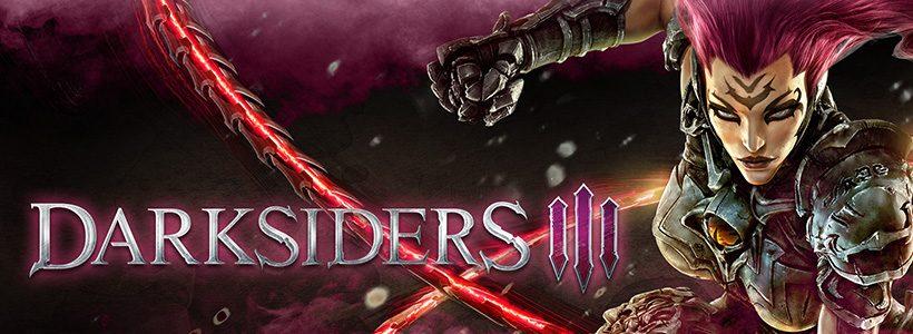 Darksiders 3: confirman la fecha de salida