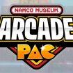 Namco Museum Arcade Pac: los clásicos llegan a Nintendo Switch