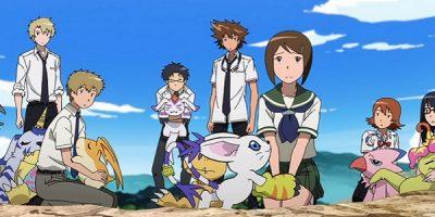 Todo listo para el nuevo animé de Digimon