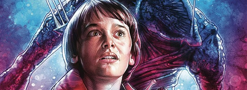 [SDCC2018] Cómic y figuras de Stranger Things, anticipando la tercera temporada