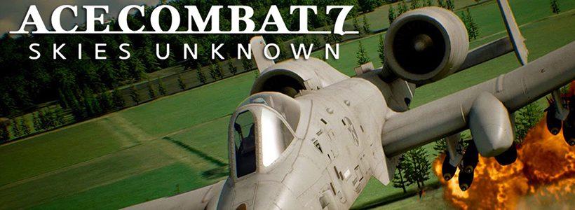 Ace Combat 7: fecha de salida confirmada