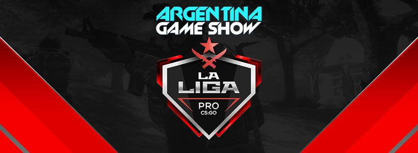 La Liga Pro será la competencia de CS:GO en Argentina Game Show Coca-Cola For Me
