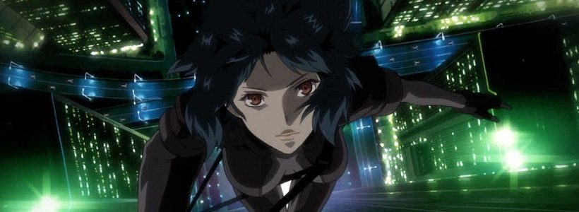 Anticipos del nuevo Ghost in the Shell