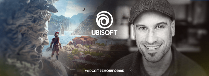 Pablo Toscano, director técnico de animación de Assassin's Creed Odyssey visitará Argentina Game Show Coca-Cola For Me 2018