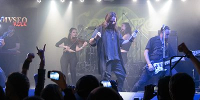 Review: Conxuro en Museo Rock (15-09-2018)