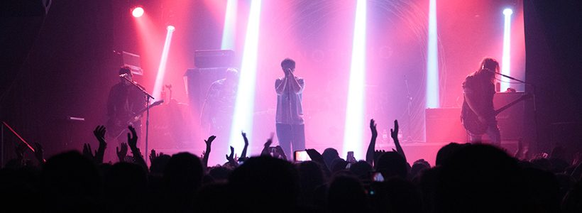 Review: Nothing But Thieves en Niceto Club (02-09-2018)