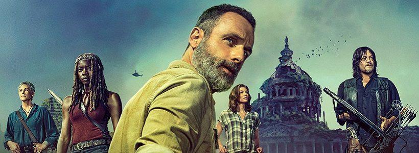 Muchas novedades en The Walking Dead
