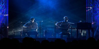 Review: Animal Collective en Teatro Vorterix (30-08-2018)