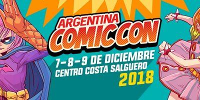 Nueva edición de Argentina Comic Con: Gillian Anderson estará entre los invitados