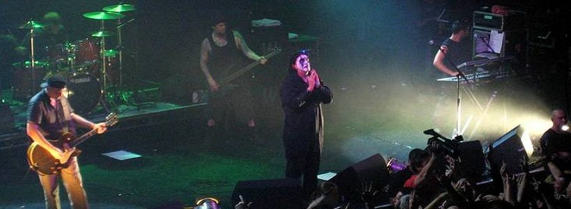 Review: Killing Joke en The Roxy Live (24-09-2018)