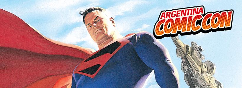 Mark Waid estará presente en la próxima edición de Argentina Comic Con