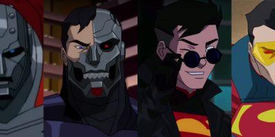 Reign of the Supermen: el después de La Muerte de Superman llega a video