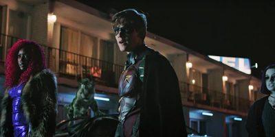 Titans llega a Netflix