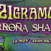 Review: Carroña Sharong y 21 Gramos en The Roxy Live (10-11-2018)