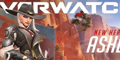 Ashe llega a Overwatch