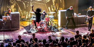 Review: At the Drive In en el Teatro Flores (13-11-2018)