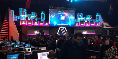 Lo mejor de Games Celebration llega a SYFY