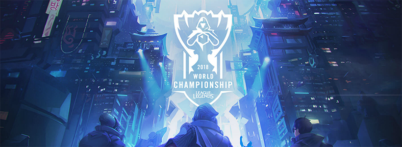 SYFY transmitirá las finales de League of Legends Worlds 2018