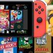 Llegaron tres nuevos juegos a Nintendo Switch Online