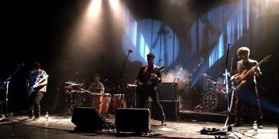 Review: Palo Pandolfo y La Hermandad en Teatro Margarita Xirgu (02-11-2018)