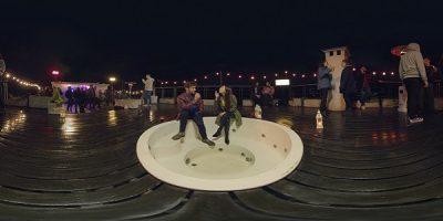 UN3 pre-estrena Punto de Quiebre, primera serie inmersiva en 360° de Argentina