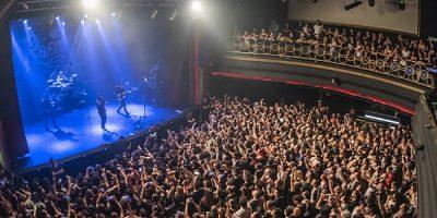 Review: The Rasmus en Teatro Vorterix (09-11-2018)