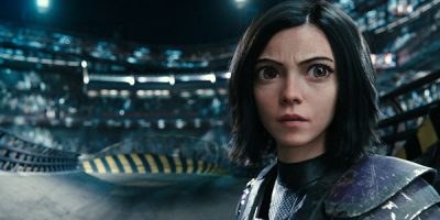 Alita Battle Angel: el Motorball llega al cine