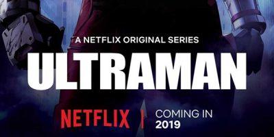 El animé de Ultraman llegará a Netflix en 2019