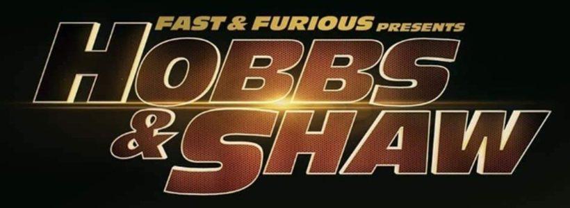 Hobbs and Shaw: primer trailer lleno de acción