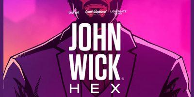 Se viene el nuevo videogame de John Wick