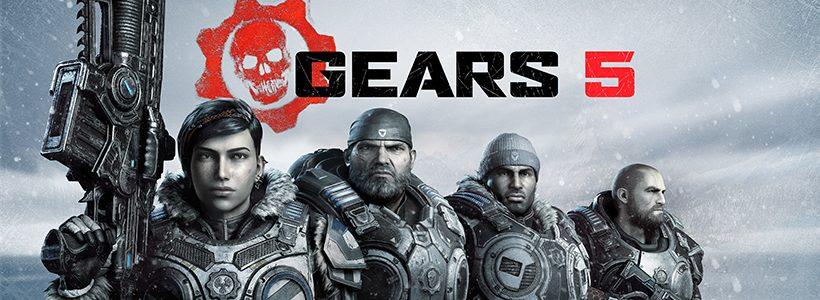 Novedades de Gears 5