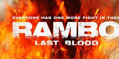 Nuevo trailer de Rambo: Last Blood