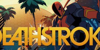 Deathstroke tendrá su serie animada